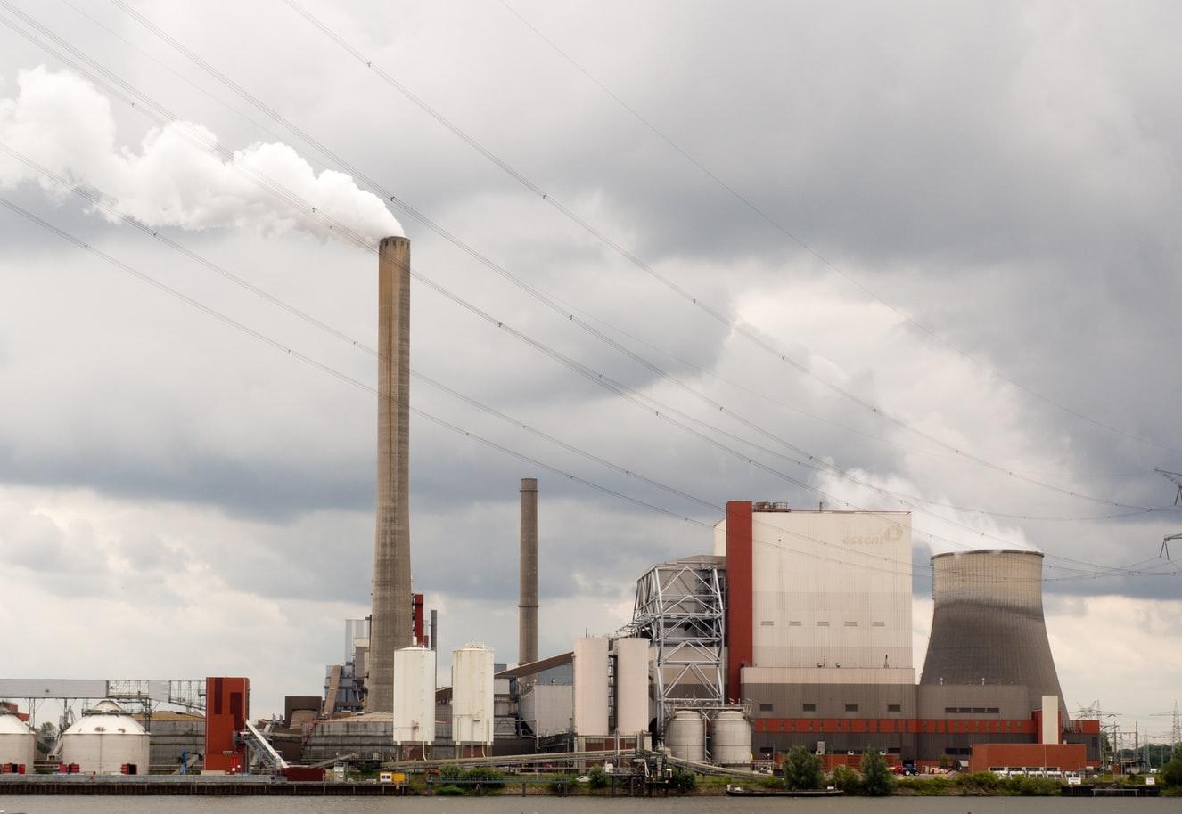 Air-polution-factory